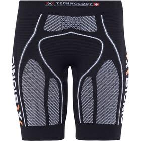 X-Bionic The Trick - Pantalones cortos running Mujer - blanco/negro